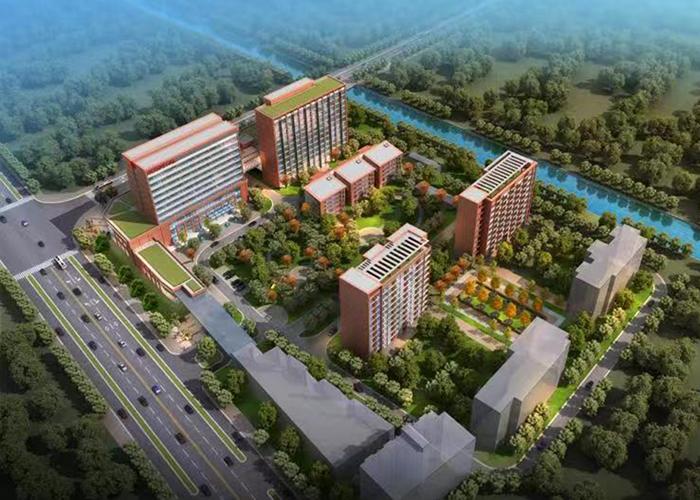 泰兴市社会福利中心二期工程
